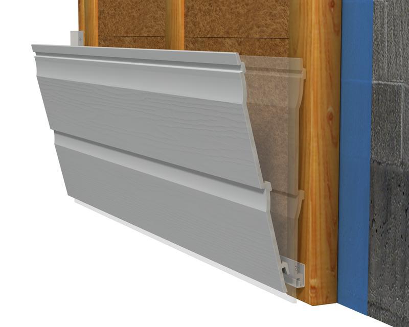 kunststoff fassaden mountain wood. Black Bedroom Furniture Sets. Home Design Ideas